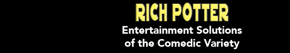 Rich Potter: Entertainment Solutions